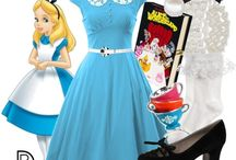 Geek-Chic: Disney Inspired Outfits