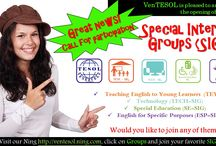 VenTESOL SIGs / VenTESOL Special Interest Groups (SIGs)