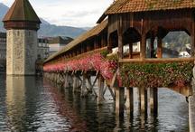 Lucerne - Zwitserland / Switzerland (www.DOE-reizen.nl)