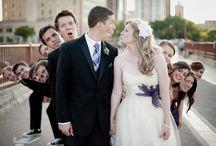 funny group wedding