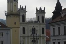 Banská Bystrica / Moje rodné mesto, moja láska - perla Pohronia a Slovenska
