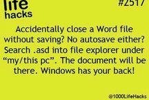 life hack abt computer