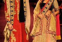 Lengha and Sherwani