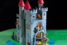 Castle Crafts for Kids / Fun castle themed crafts for kids. Bring history to life by being creative! Fun activities for kids and adults alike!