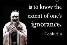 Religion: kon fu 'c & konfucionism