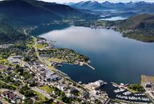 Ulsteinvik, Norway / This is where I live in Norway.