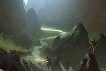 paisagens fantazy