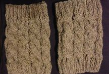 boot cuffs/boot toppers knitting patterns