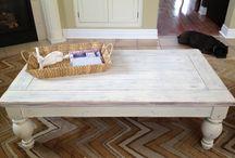 White wash furniture
