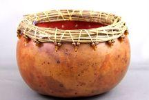 Gourd art / by Deborah Bessette