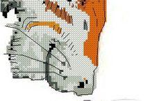 Виш: тварини Котики-хижаки