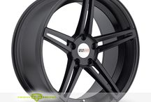 Cray Corvette Wheels & Cray Rims And Tires / Collection of Cray Rims & Cray Wheel & Tire Packages