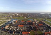 Westerdel Centraal Broek op Langedijk / Dit bord gaat over Westerdel Centraal met mooie foto's van de wijk