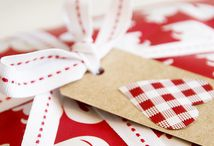 Gift wrap ideas / by Shannon and Wylder Laffoon
