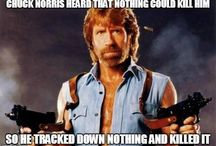 Chuck badass norris