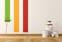 Tintas de parede