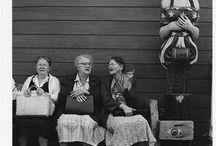 Photos from the Olden Days / by Brooke Burton-Lüttmann