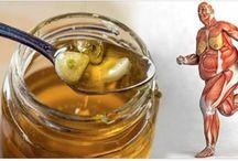 alho e mel