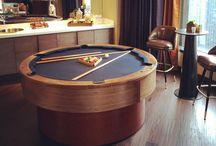 Sakk és biliárd asztalok