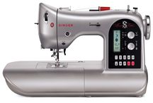 Sewing Machines with Advanced Features