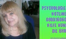 """psychologiedirekt und mehr! /   """"Und wenn du denkst es geht nicht mehr ruf an und Psychologiedirekt * kommt daher!"""" Als moderne Psychologische Beratungspraxis möchte ich sie gerne auch online mit allen Informationen rund um meine Angebote versorgen. Sie erreichen mich unter meiner neuen günstigen Service-Telefonnummer 09001-606066 * 99 Cent/Min. dt. Festnetz;abweichend    Mobil. (Psy. Beratung telefonisch bundesweit)"""