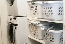 Home {Laundry Room}