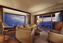 Bosphorus Suite With Balcony / by Conrad Istanbul Bosphorus