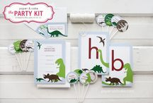 Shop The Shelf / Ready Made Partyware from Paper & Cake