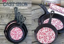 Cast Iron Pans and Recipes