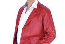 Chaquetas de cuero / Busque los últimos estilos de las mejores marcas de chaquetas de cuero para hombres y mujeres con valores excepcionales.