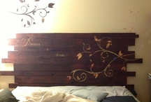 Headboards / by Jodie Umbarger DePhillip