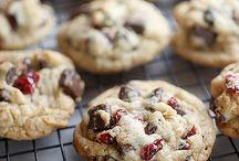 Cookies, Bars, Scones & Fudge