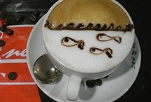 Coffee Art In Foam