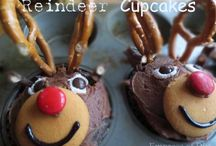 Holiday Food / Fun food for all the holidays. / by Sharla Miller