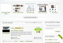 "BEST WORDPRESS THEMES FOR COUPON SITES 2014 / ""Best WordPress Premium themes for coupon sites 2014″ All these themes are best WordPress Premium theme because they cover all the parameters of affiliate marketing. These themes offers you best choices of working and updations of coupons and deals. So go ahead to check out the best wordpress  coupon and affiliate themes. http://goo.gl/8kMQKf"