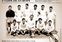 Real Madrid copas de Europa