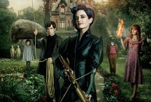 Miss Pelegrine's house for peculair children