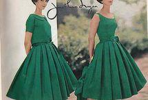 Retro fashion 60's