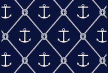 Navy and Nautical / Mood Board / by Kelly Rivera