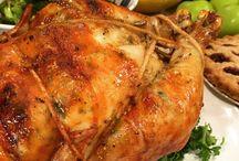 Chicken Round 'n Round