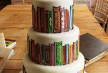 Book Cakes / Fab book cakes