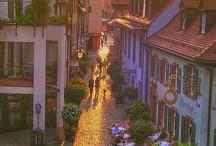 Beautiful historic city centers