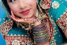 Payal bridal ---Hindi bridesc / different looks of Hindi brides in South Africa