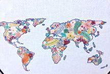 Map idea