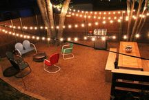 Outdoor lighting / by Tina Murphy