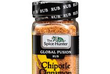 Global Fusion Rubs / Our line of Global Fusion Rubs helps you to create flavorful, exotic dishes easily at home.