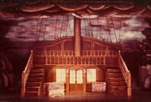 The King and I set design