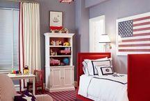 Kid room ideas / by Jennie Ellett