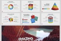 Presentation Designs / Ideas for PowerPoint slides