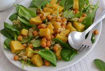 Salads & stuff / Food!!